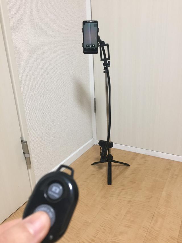 画像: ② 撮影の仕方は無線(Bluetooth)ですか? 有線ですか?