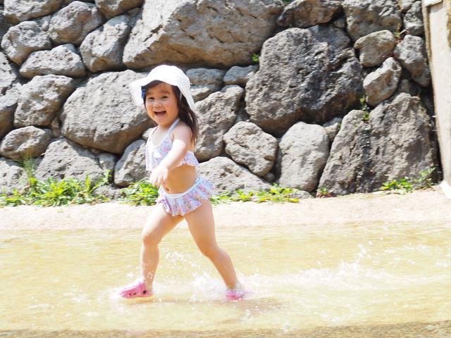 画像: 駐車場・トイレ完備の公園なら安心して水遊びを楽しめる! ルールを守って楽しく水遊びを