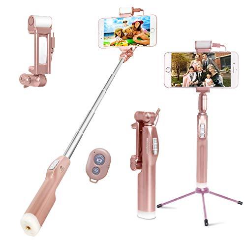 画像3: おすすめ高機能ワイヤレス自撮り棒8選を紹介! 三脚などの様々な機能がついたものも!