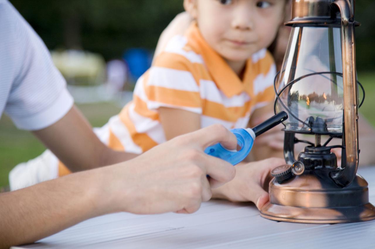 画像: <理由①>子供は「暑さ・寒さ・不便・面倒…」から物事を学び 普段の便利な生活に感謝するようになる