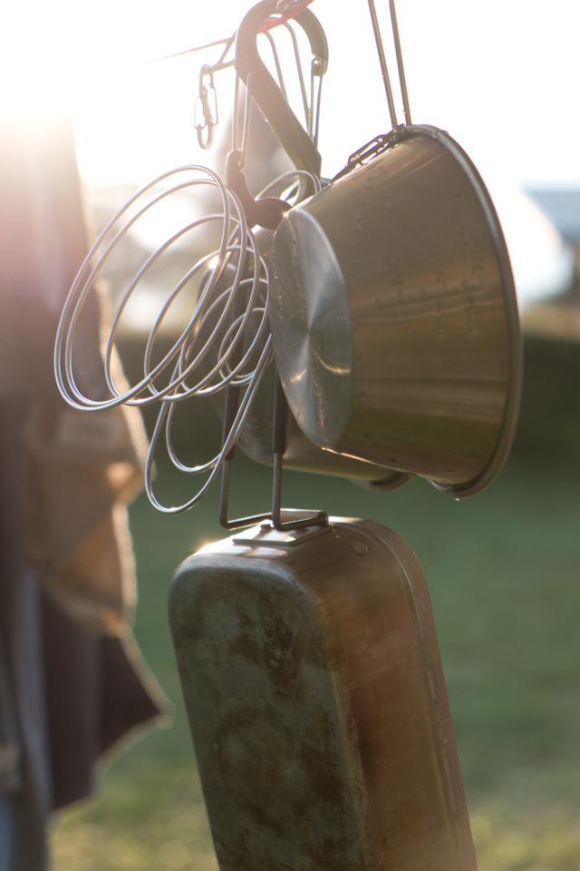 画像1: 【ソロキャンプにおすすめ】アルミ製飯盒メスティン 炊飯のコツと簡単キャンプ飯3選