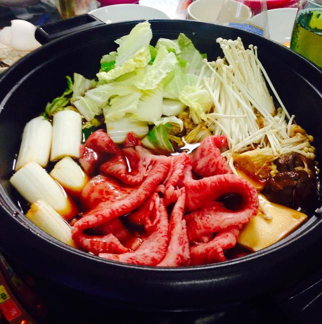 画像1: 【秋冬キャンプ】すきやき鍋のおすすめレシピ&材料  割り下の黄金比も伝授