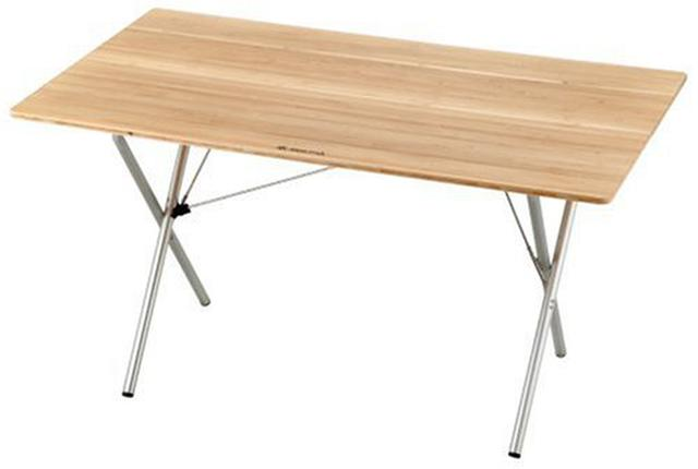 画像1: 【アウトドアテーブル】あなたはハイ or ローどっち派?スタイルで選ぶおすすめ5選