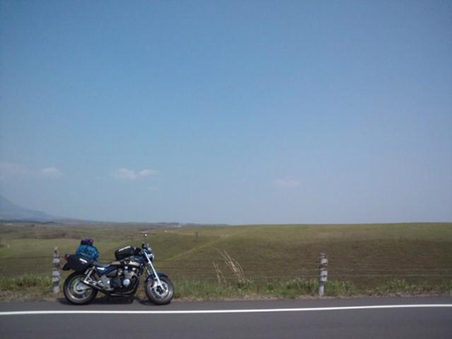 画像: 筆者撮影 5月 熊本県阿蘇にて