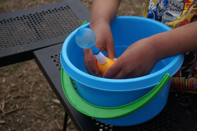 画像: 筆者撮影「ポンプの下から直接給水できるのが便利です」