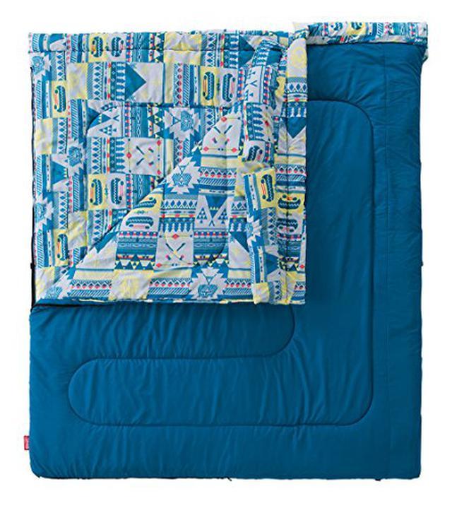 画像3: 【レビュー】コールマン寝袋「ファミリー2in1」を徹底解説! ファミキャンにおすすめ