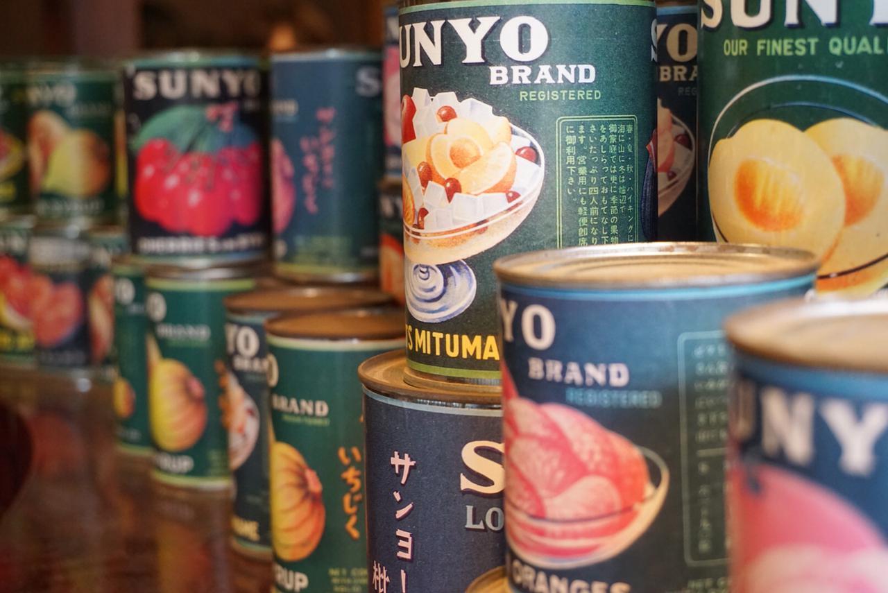 画像: (1) 空き缶