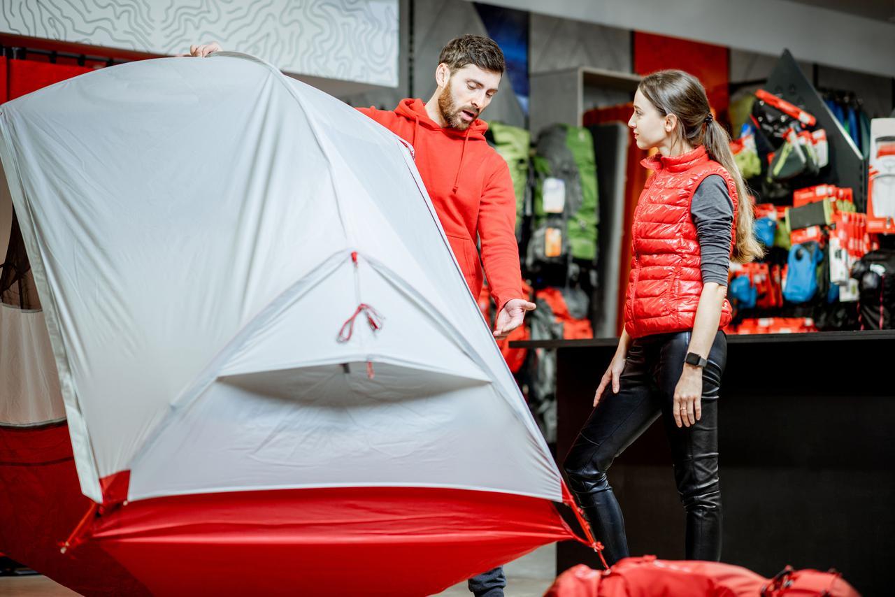 画像: ソロキャンプ用テントの選び方は? 持ち運び&設営&撤収の楽さ&前室の有無で選ぶのがおすすめ!