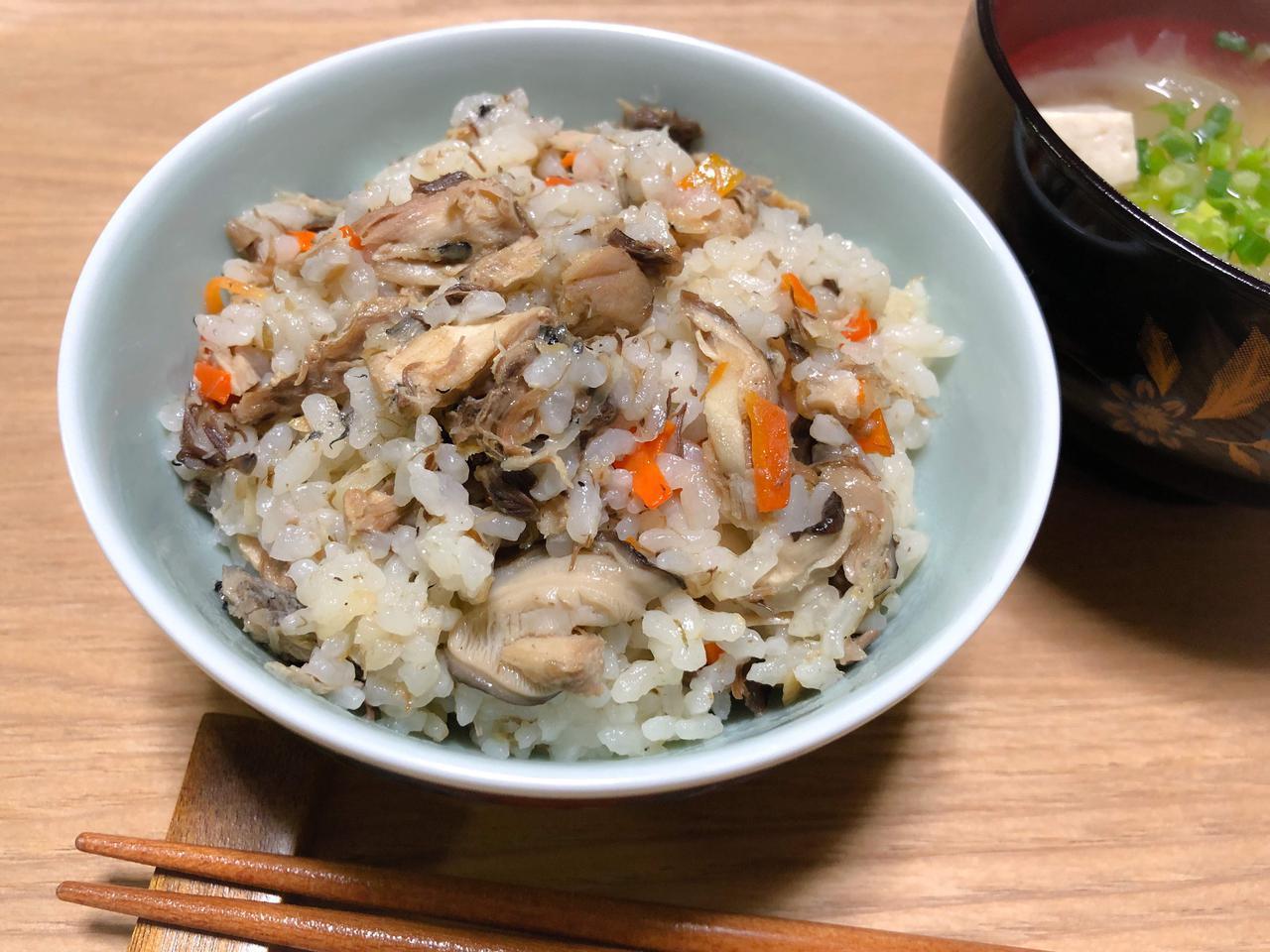 画像: 【缶詰レシピ5選】サバ缶でアレンジ料理!炊き込みご飯やパスタもおいしく作れる - ハピキャン(HAPPY CAMPER)