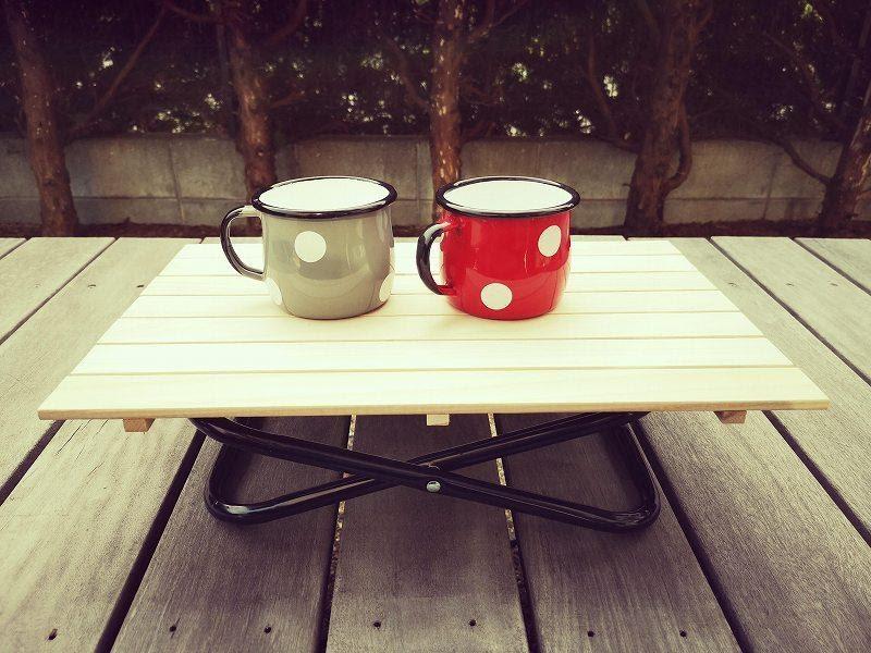 画像: 【100均だけでミニテーブルをDIY】キャンプで大活躍のミニテーブルを自作しよう - ハピキャン(HAPPY CAMPER)
