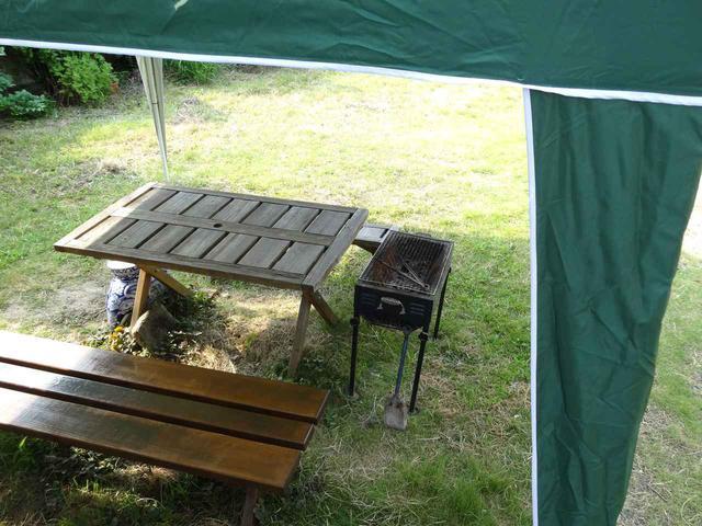 画像: 【初心者におすすめ】庭やベランダで家キャンプ・ベランピング 気軽にアウトドア体験 - ハピキャン(HAPPY CAMPER)