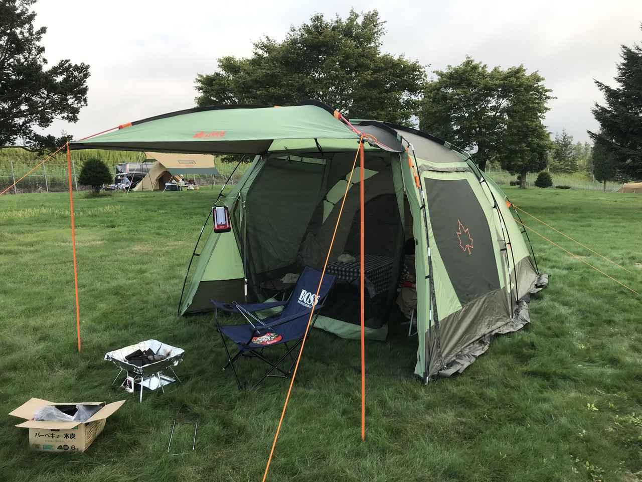 画像: ソロキャンプ用テントの3大要素以外にも?! 価格・設営のしやすさなど 自分にフィットするテントを選ぼう