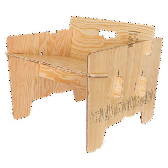 画像4: 【お手軽おしゃれアイテム】木製アウトドアギアをご紹介! ニトリ・YOKA・SOTOなど