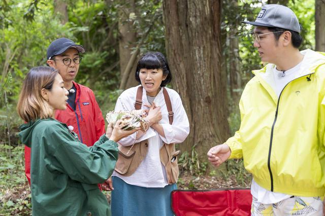 画像: 【番組密着】YURIEさんとオシャレに映えキャンプ!「おぎやはぎのハピキャン」ロケの裏側を大公開!<vol.2> - ハピキャン(HAPPY CAMPER)