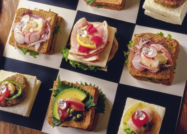 画像: サンドイッチ イメージ写真