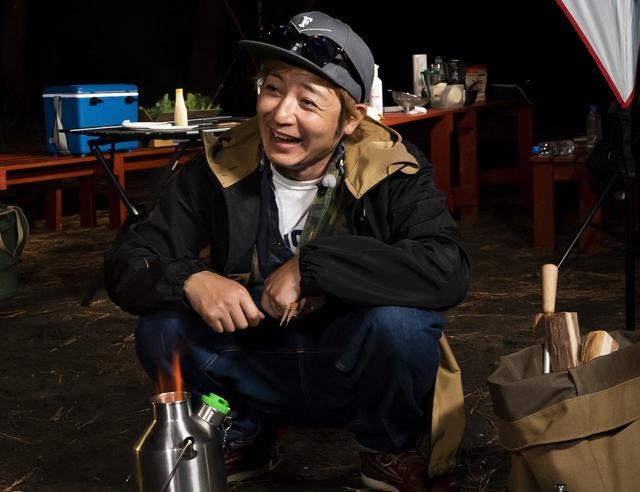 画像: 【番組ロケ】つるの剛士流「海キャンプ」のギアをチェック!「おぎやはぎのハピキャン」 - ハピキャン(HAPPY CAMPER)