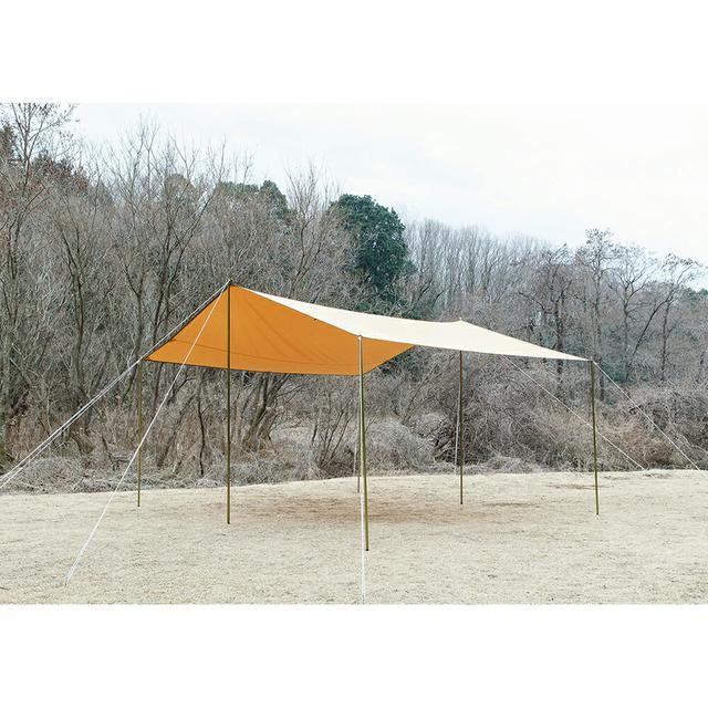 画像4: 今人気のおしゃれテント「PEPO」を徹底解説! おすすめのオプション品もご紹介!