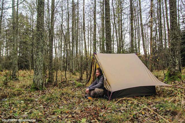 画像: 【注目リリース】HILLEBERG(ヒルバーグ)からトレッキングポールで設営する軽量テントが新発売! - ハピキャン(HAPPY CAMPER)