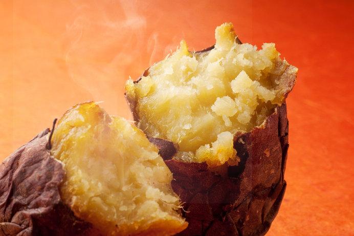 画像: ホクホクした香ばしい本格石焼き芋を、自宅で作っちゃおう! - ハピキャン(HAPPY CAMPER)