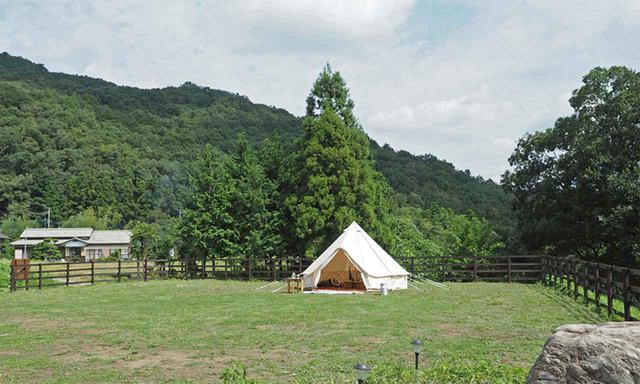 画像: キャンプ民泊NONIWA – 日本初「キャンプ×民泊」の新しい宿泊体験