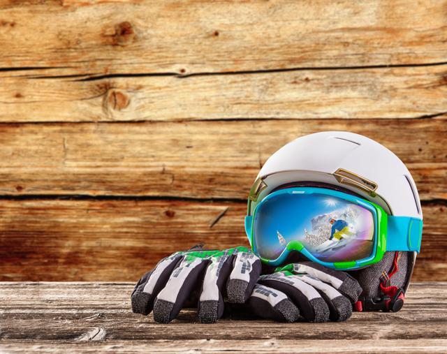 画像: レンタルもできる!スキー用品一覧