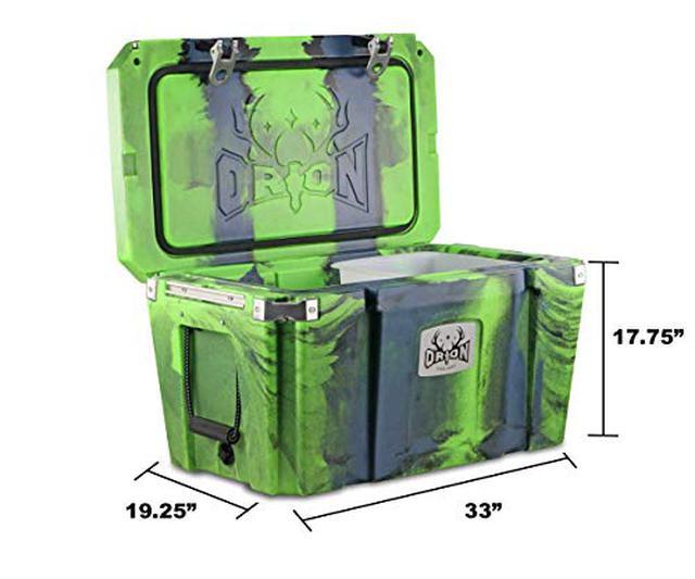 画像6: 【おうちでクーラーボックス】外出自粛の食料備蓄にも!ずば抜けた保冷力+グッドデザインでおうちのリビングにも置けちゃうおすすめクーラーボックス