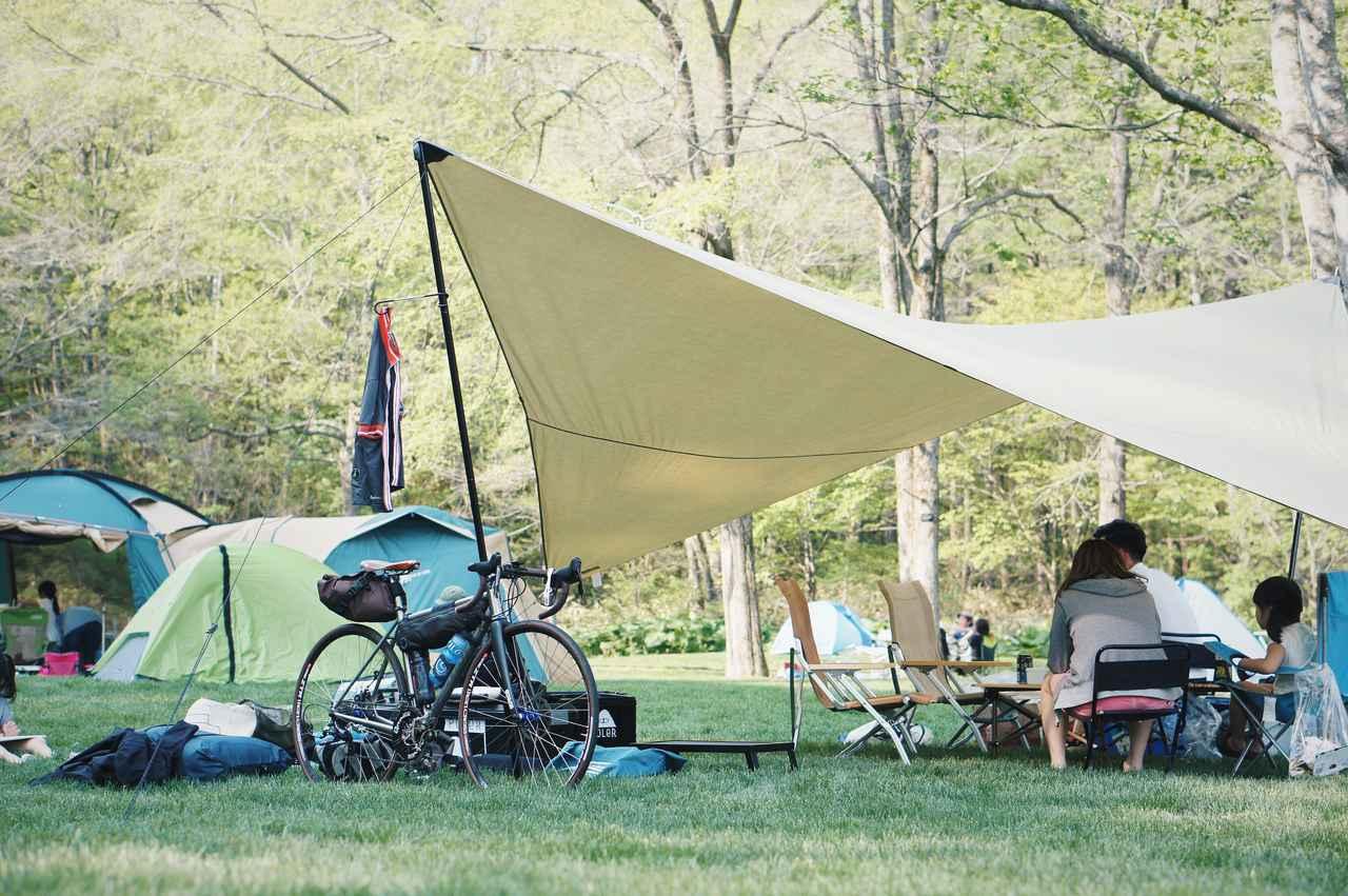 画像2: 【初心者のテント選び】キャンプ用品の王様「テント」 自分に合った選び方とは?