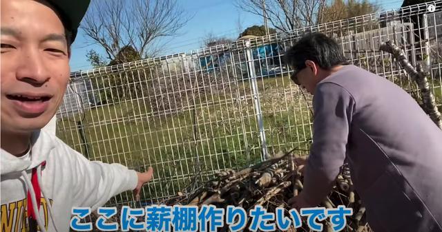 画像2: 【タケト家の秘密基地作り#4】より