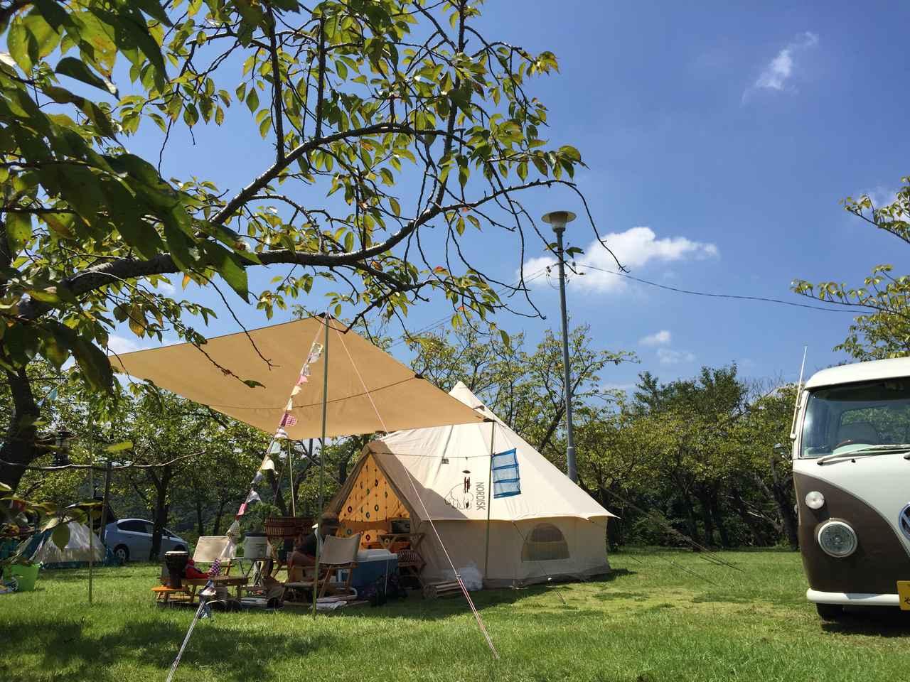 画像1: 【初心者のテント選び】キャンプ用品の王様「テント」 自分に合った選び方とは?