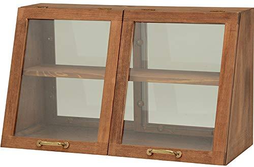 画像1: 【100均DIYで作るキッチンラック】食器棚を自作して小物をおしゃれに飾ろう!