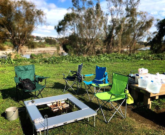 画像1: 【キャンプにおすすめ】アウトドアチェアの種類と選び方を徹底解説! 人気商品も紹介