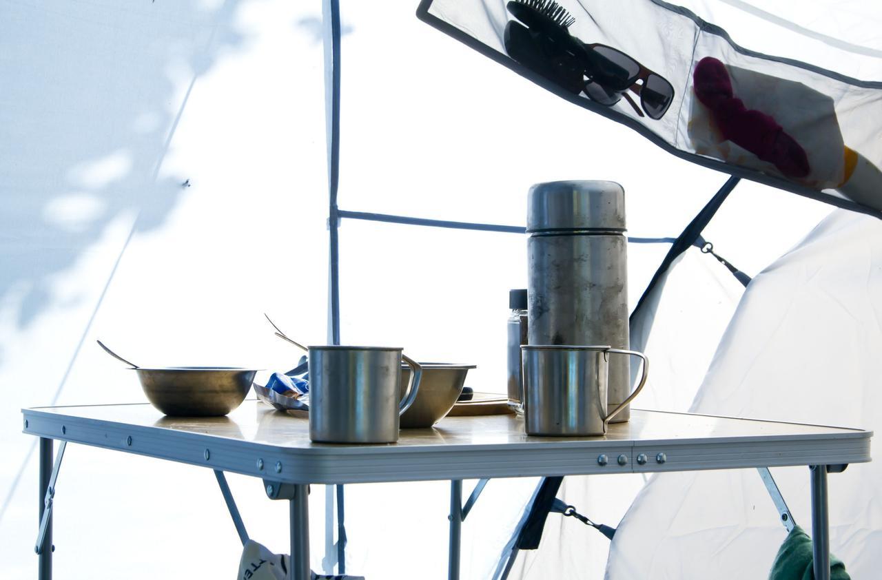 画像: ハイスタイルとロースタイルはアウトドアテーブルと椅子によって決まる!それぞれの特徴とは?