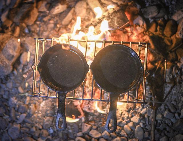 画像4: 【レシピ公開】おすすめの蓋付きスキレットや選び方・料理を紹介 シーズニングも解説
