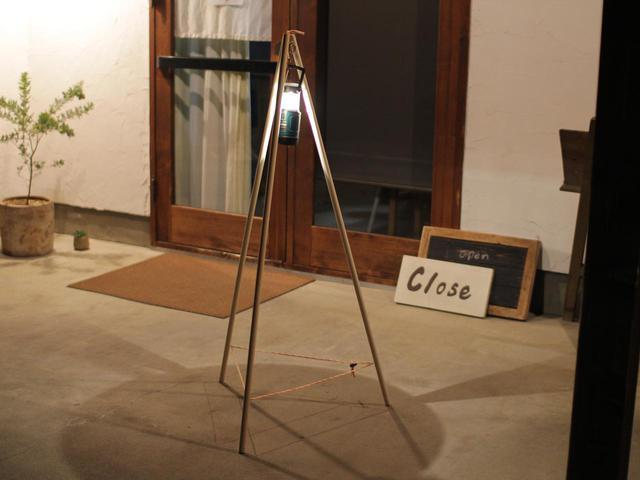画像: 【DIYクリエイターが伝授】自作ランタンスタンドの作り方!工具不要で初心者でも簡単 - ハピキャン(HAPPY CAMPER)
