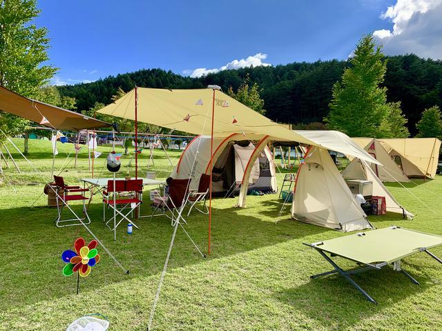 画像2: 快適なキャンプが楽しめる! おすすめコット(簡易ベッド)3選