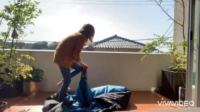 画像: おうちテントを始めよう! キャンプ初心者ライターが購入・設営・たたみ方まで自宅で初体験レポ! - ハピキャン(HAPPY CAMPER)
