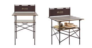 画像1: 【注目リリース】ベランピングにも!LOGOS(ロゴス)の「キッチンパーティーカウンター」なら、アウトドア料理が捗ります!