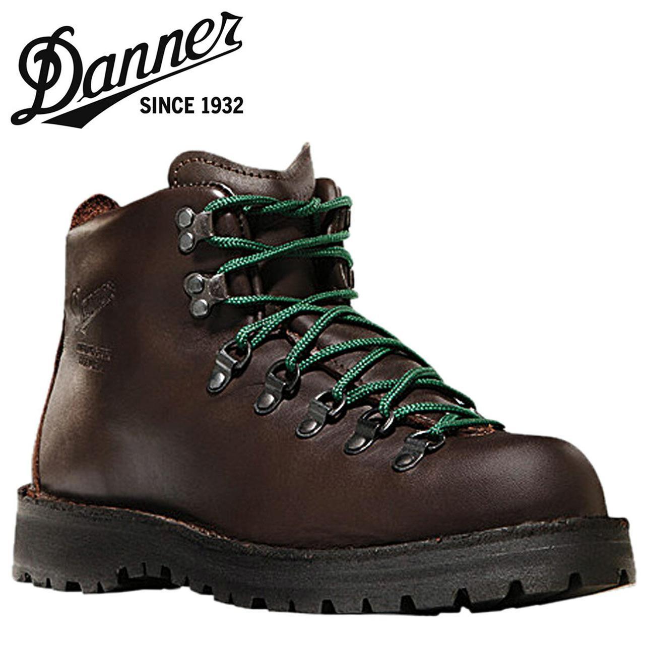 画像2: 【ダナー(Danner)】のブーツは機能性&デザイン性抜群! フラワーマウンテンとコラボも おすすめダナー製ブーツ7選を紹介