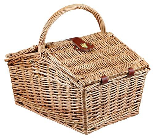 画像3: 【おしゃれなベランダや庭でピクニック】ピクニックで使えるバスケット・テーブル6選!