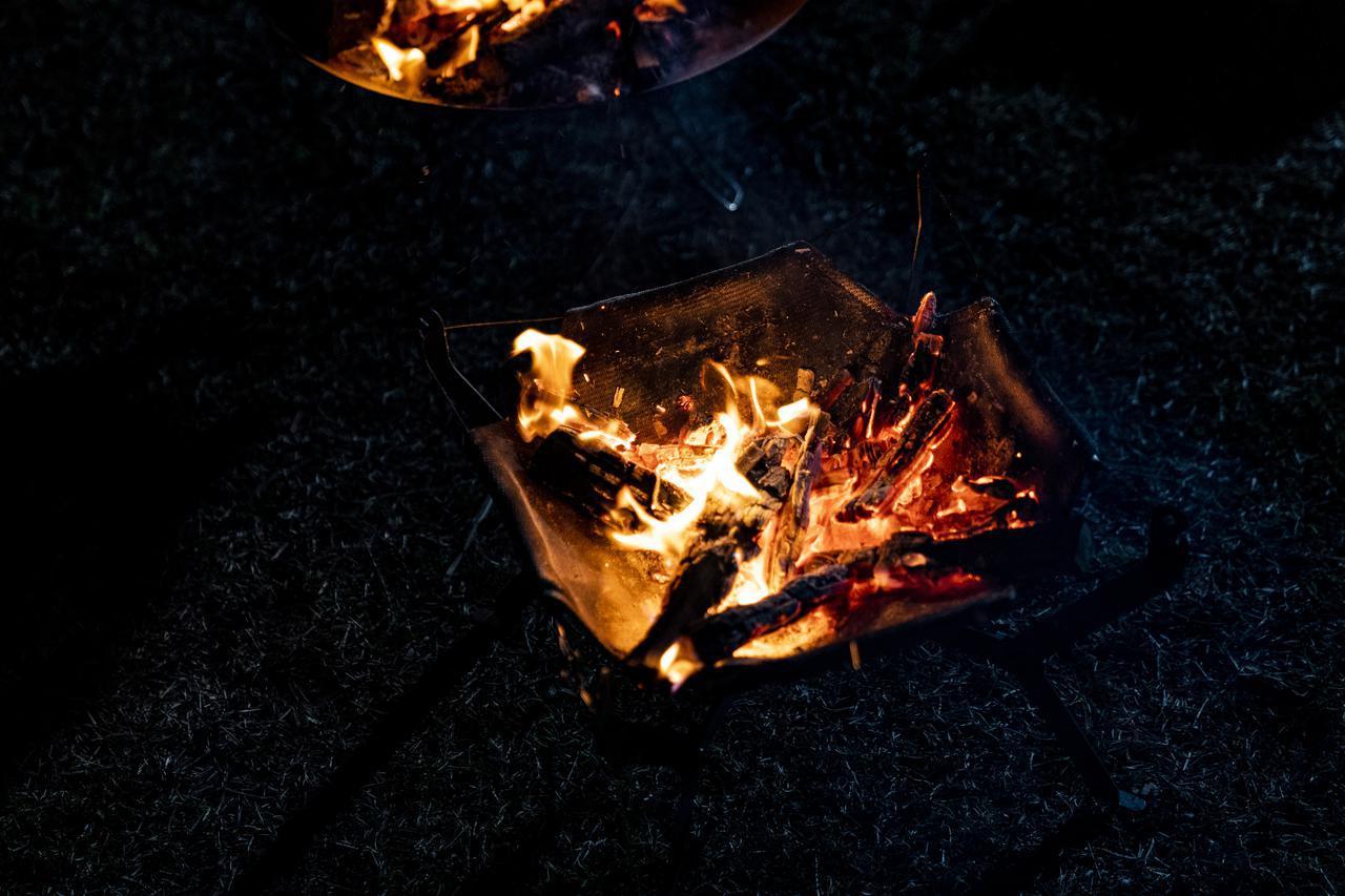 画像: 【動画あり】おぎやはぎのハピキャンで登場した軽量・コンパクトでソロキャンプにおすすめな焚き火台を紹介! - ハピキャン(HAPPY CAMPER)