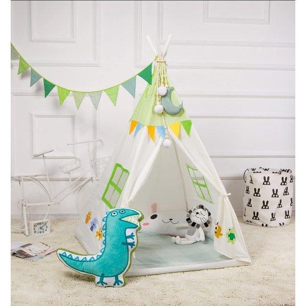 画像1: 【室内キャンプ】子供のごっこ遊びやお部屋インテリアに! おすすめキッズテント5選