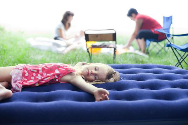 画像: エアマットのおすすめ3選! キャンプの夜を快適に過ごせる便利アイテム - ハピキャン(HAPPY CAMPER)