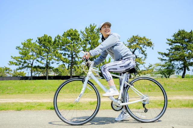 画像: クロスバイク イメージ写真