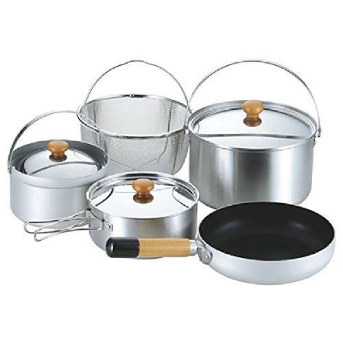 画像4: ユニフレーム『ライスクッカー』で炊飯 屋外で炊き立てご飯を食べよう!