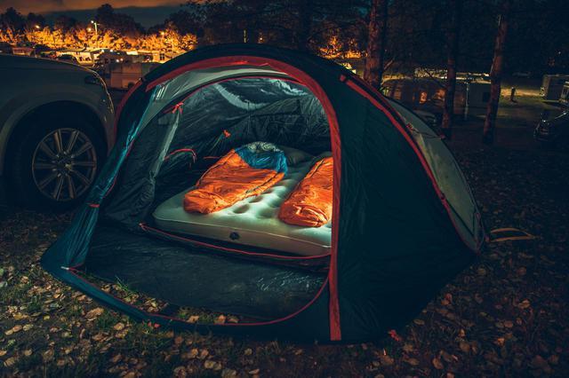 画像: エアーマット(エアーベッド)3選!キャンプでの快適な寝床のススメ&愛用品レビューも紹介! - ハピキャン(HAPPY CAMPER)