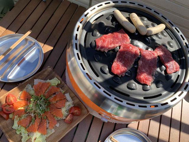 画像: おうちバーベキューにおすすめ! 「家庭用ロースター」で手軽に楽しく炭火焼肉を味わおう! - ハピキャン(HAPPY CAMPER)