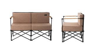 画像1: 「LOGOS(ロゴス)」から極上の座り心地ソファ「GLAMBASIC(グランベーシック)」シリーズ「グランプソファ2」を紹介