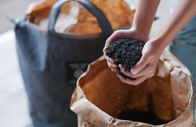 画像: LFCコンポスト - 生ごみから美味しい野菜をつくるコンポストをはじめよう -