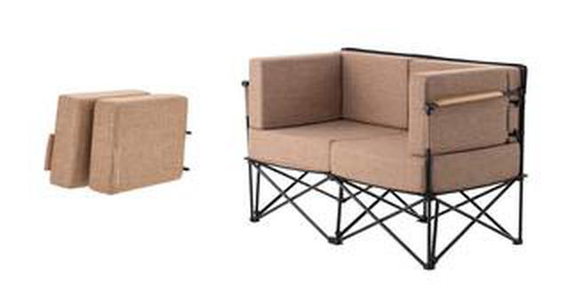 画像2: 【注目リリース】「LOGOS(ロゴス)」から極上の座り心地ソファ「GLAMBASIC(グランベーシック)」シリーズから「グランプソファ2」が新発売!