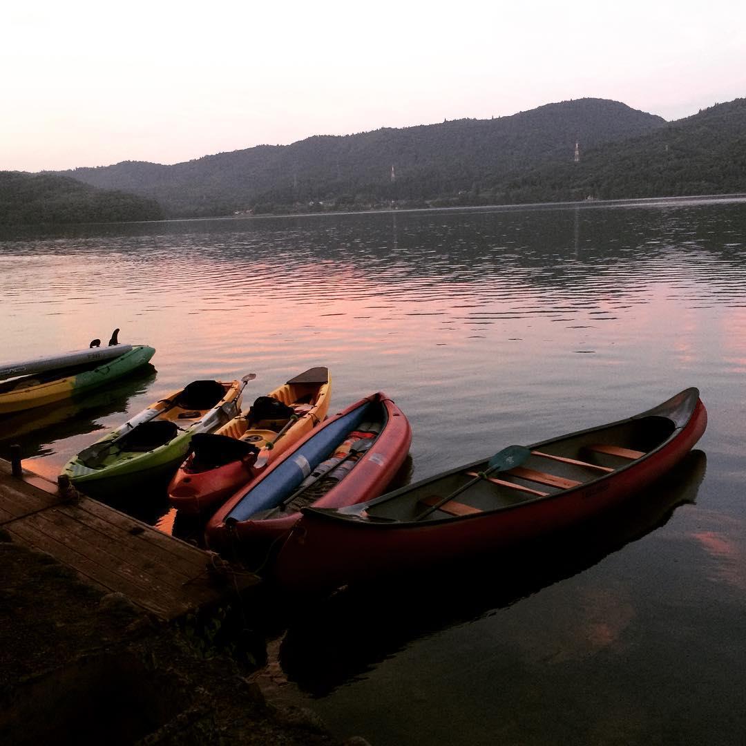 """画像1: @zap1 on Instagram: """"青木湖気持ち良い〜"""" www.instagram.com"""